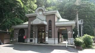 秘境駅のモデルは東京駅 JR飯田線 大嵐駅 しずおかドローン紀行 北遠編 第3回