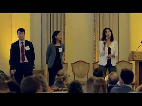 Aspen Institute 2018 Business & Society International MBA Case Competition