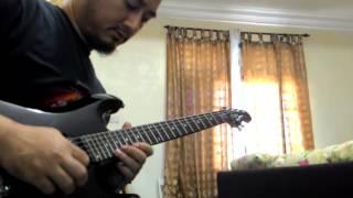 Cinta Selembut Sutera Ella guitar solo cover..