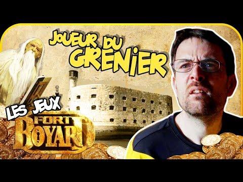 Joueur du Grenier - FORT BOYARD