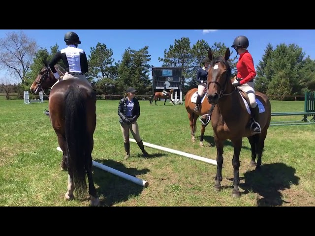 Darren Graziano Clinic 3 ft Hunter