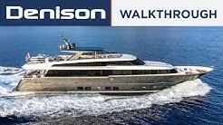 Van der Valk 105 Dutch Superyacht [Walkthrough]