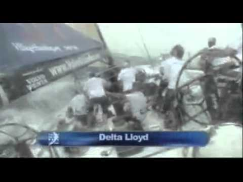 Live Singapore In Port Race 1 | Volvo Ocean Race 2008-09