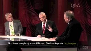 George Cardinal Pell vs Richard Dawkins on the Resurrection of the Body