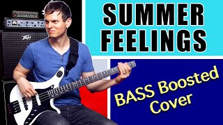 Download Lagu Lennon Stella ft Charlie Puth - Summer Feelings BASS Boosted Cover MP3