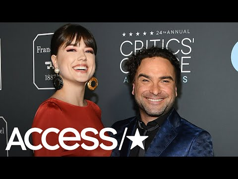 Johnny Galecki & Girlfriend Alaina Meyer Are Expecting Their First Child: We're 'Over The Moon'