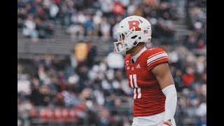 Isaiah Wharton 2018 Highlights || Best Cornerback In The B1G || Rutgers