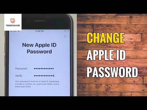 How To Change Apple ID Password On IPhone Or IPad