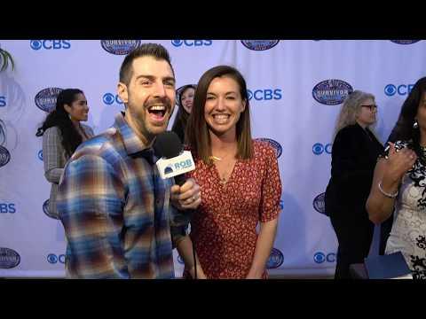 Survivor 40 Premiere Red Carpet Interviews