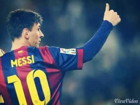 Messi 2015officielle Wallpaper HD