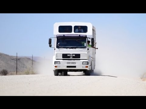 Nomad Convoy - Experience Africa with Entrepreneurs & Digital Nomads