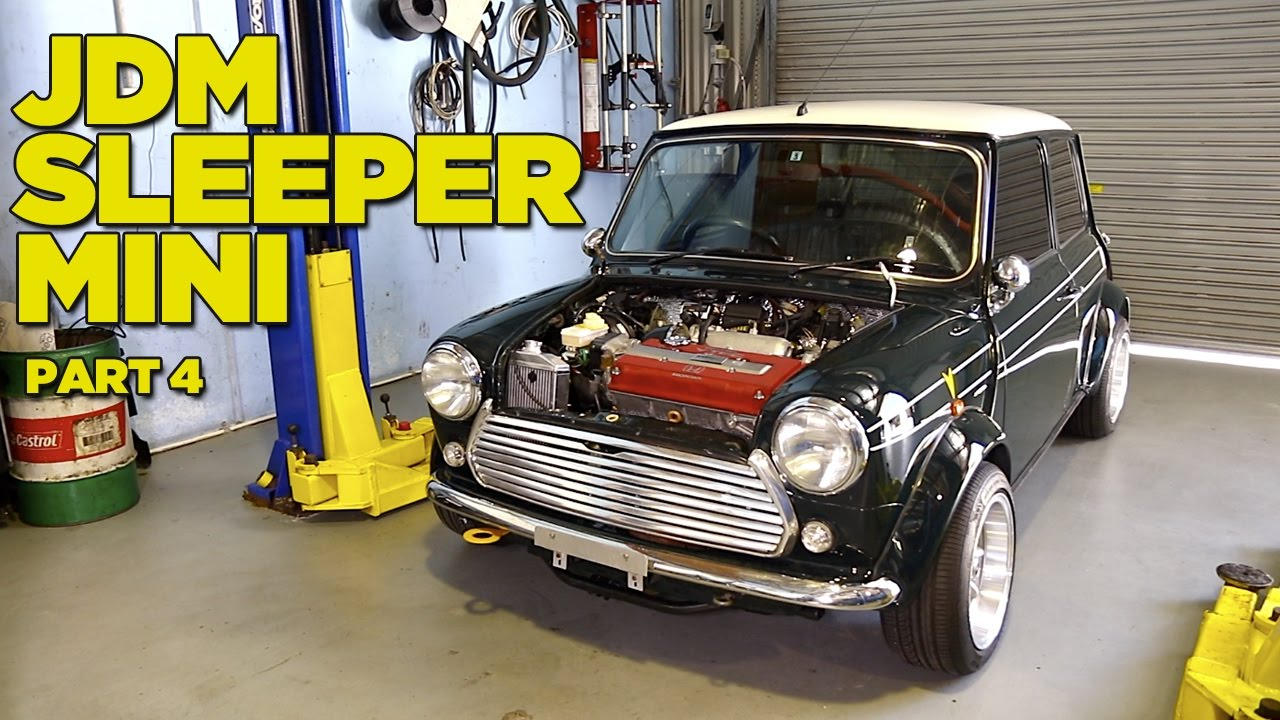 JDM Sleeper Mini - First Drive [Part 4]