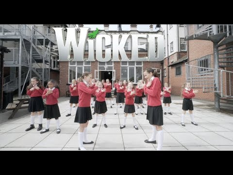 What Is This Feeling/Popular Cover (Wicked The Musical)