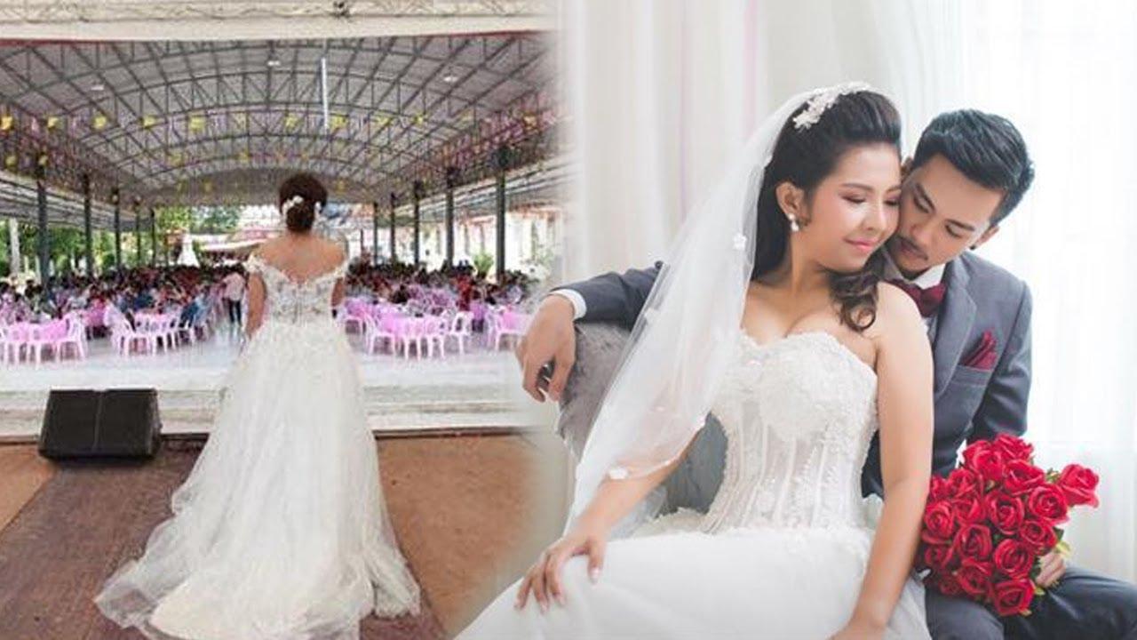 Bẫy chồng 18 đẹp trai cô dâu nhận kết đắng vào giây phút làm lễ