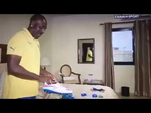 Tibtop Officiel : Aubameyang sur Canalplus Sport - Coupe d'Afrique des Nations CAN 2015