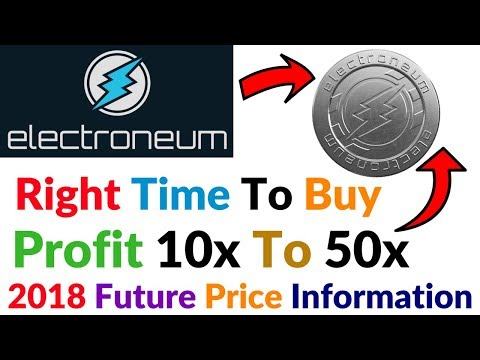 Electroneum Coin 2018 Future Price 10x to 50x Hold Profit 2018 - 2019 Full Information Hindi