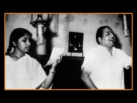 ~ASHA & RAFI~Film-MUKHDA-[1951]-Jaa Teri Meri Meri Teri~[ Rare Gem-Best Audio ]
