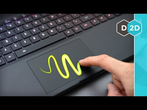 Upgrade your Trackpad for FREE! - YouTube