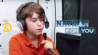Nathan For You - Interview With a Seven-Year-Old