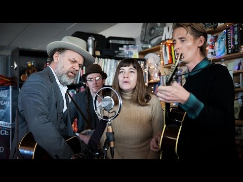 Strum Hard: Watch John C. Reilly Perform With His Bluegrass Band