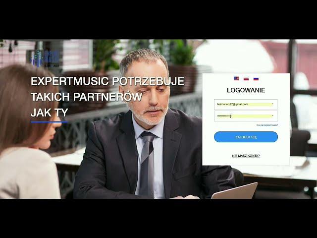 Korzystanie z portalu muzycznego