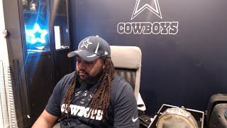 Real talk with E2: Reactions to the Cowboys VS Eagles game live stream