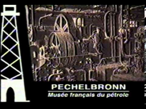 Bande annonce Musée du Pétrole Français à Merkwiller-Pechelbronn