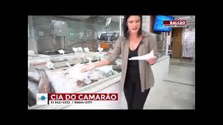 APRESENTADORA COMERCIAL - TV BALCÃO  (CIA DO CAMARÃO BH)