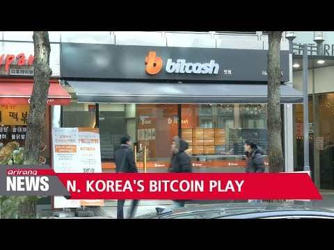 N. Korea's suspected bitcoin hacking monitored by S. Korean gov't