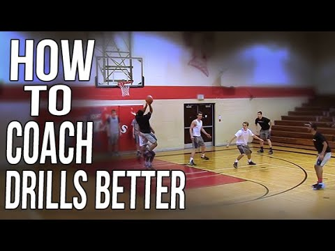 How To Coach Basketball Drills Better! And NBA Coach Of The Year Said This