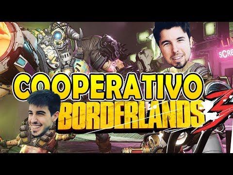 COOPERATIVO de BORDERLANDS 3 c/ Willy compañero Parte 1/2