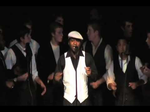 The Lion Sleeps Tonight - Chi Rho Big Concert 2009