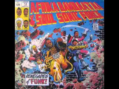 The Top 10 Songs of Afrika Bambaataa