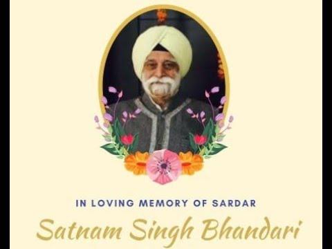 Live-Now-Antim-Ardaas-Satnam-Singh-Bhandari-G-Rakabganj-Sahib-12-Sept-2021