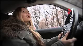 In Da Car. Регина Тодоренко - ПОП-конвеєр Шоу - 19.11.2014