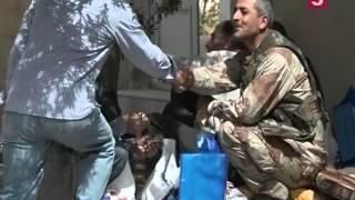 Боевики ИГИЛ и Джебхат ан Нусры стягиваются в район Алеппо...