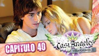 Casi Angeles Temporada 3 Capitulo 40 UN MUNDO DE VIBRACIONES
