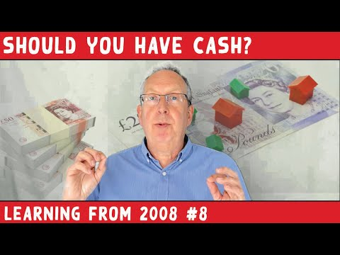 Is Cash King? - Learning From The 2008 Financial Crash #8