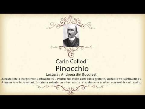 Carlo Collodi -Pinocchio