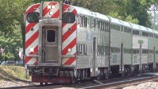 Metra Commuter Trains