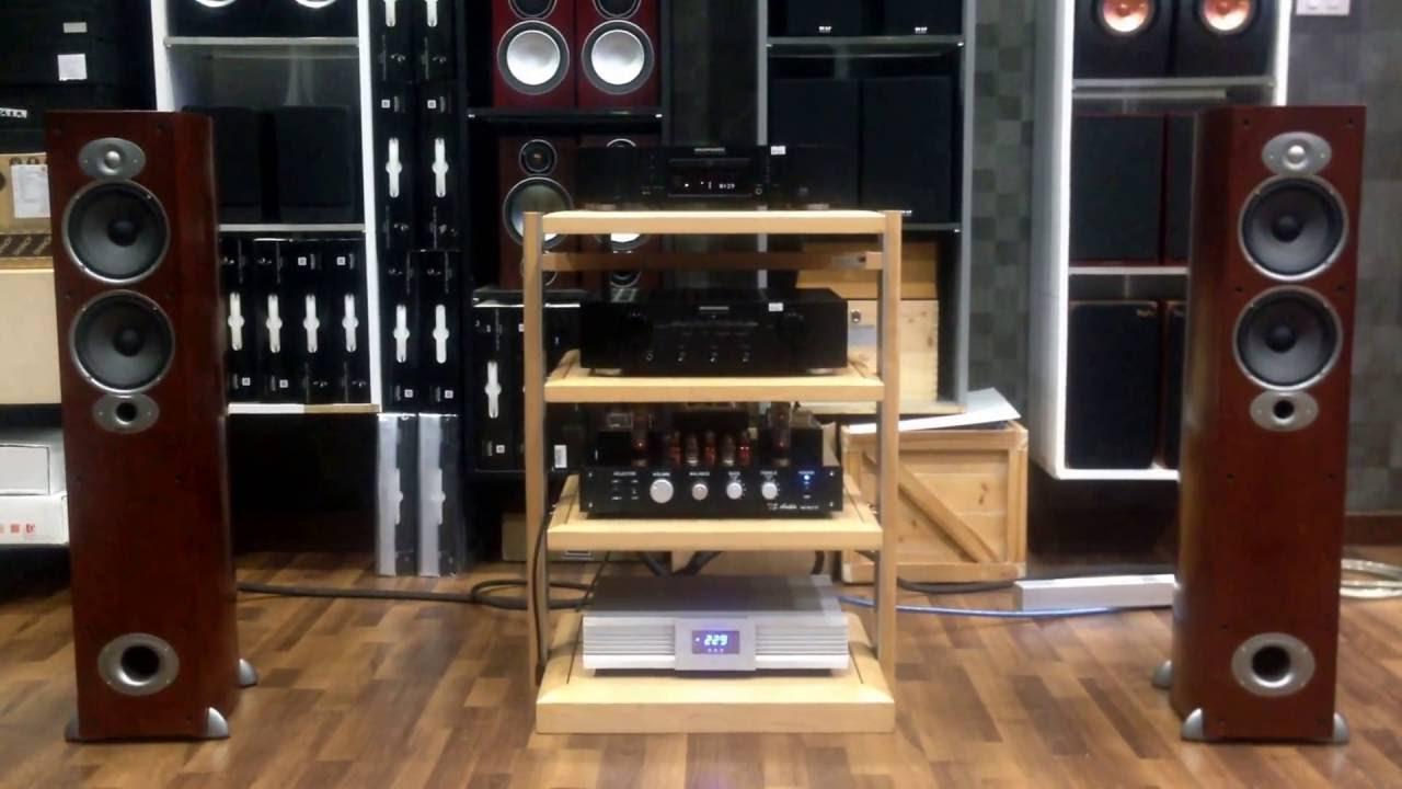 Polk Audio RTi A5 Black Wood Veneer