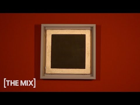 Why this Black Square painting is a big deal | The Mix