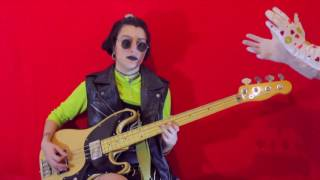 we dont have to take our clothes off - jermaine stewart BASS COVER