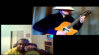 Raiden Guitar Beatbox (Ewan Dobson - Time 2 - Guitar)