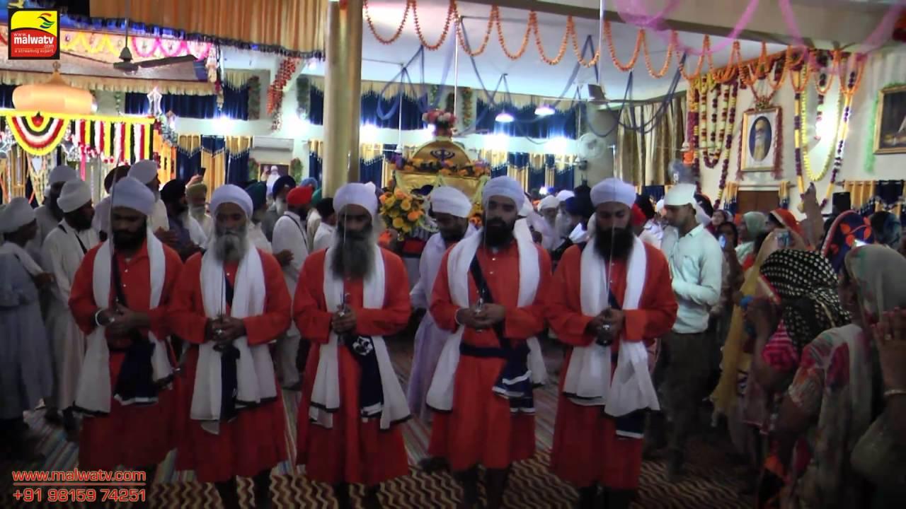 PEHOWA (Haryana) ! BARSI of SANT BABA ISHER SINGH JI RARA SAHIB WALE -2016 ! Part 1st ! Full HD !