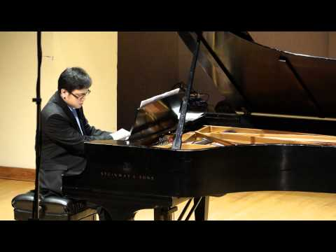 Gabriel Prokofiev's Piano Book #1 - Younggun Kim, live in Toronto, 2014