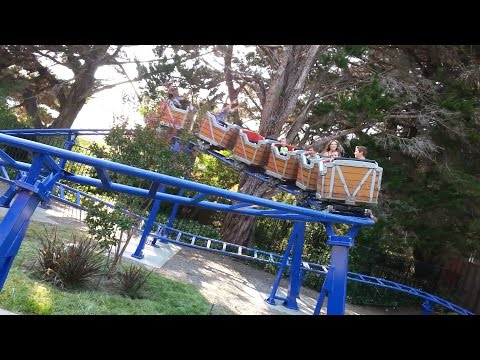 The Best Rides at Six Flags Discovery Kingdom
