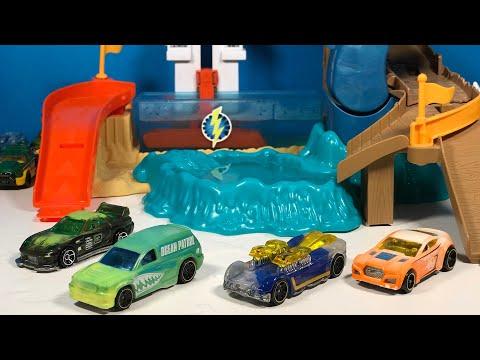 Disney Pixar Hot wheels Cars Game racing change colour |