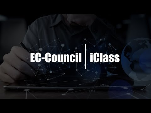 iClass - The Official EC-Council Training Portal