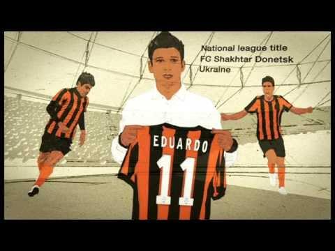 World Cup stories: Eduardo Da Silva - Newsnight